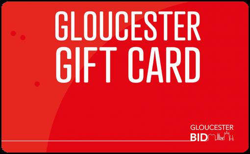 Gloucester Gift Card